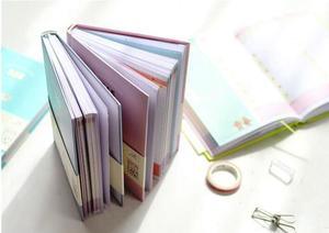 "Image 5 - ""סוכריות 365"" כל שנה חודשי שבועי מתכנן חמוד מחברת מחקר יומן כריכה קשה מכתבים מתנה"