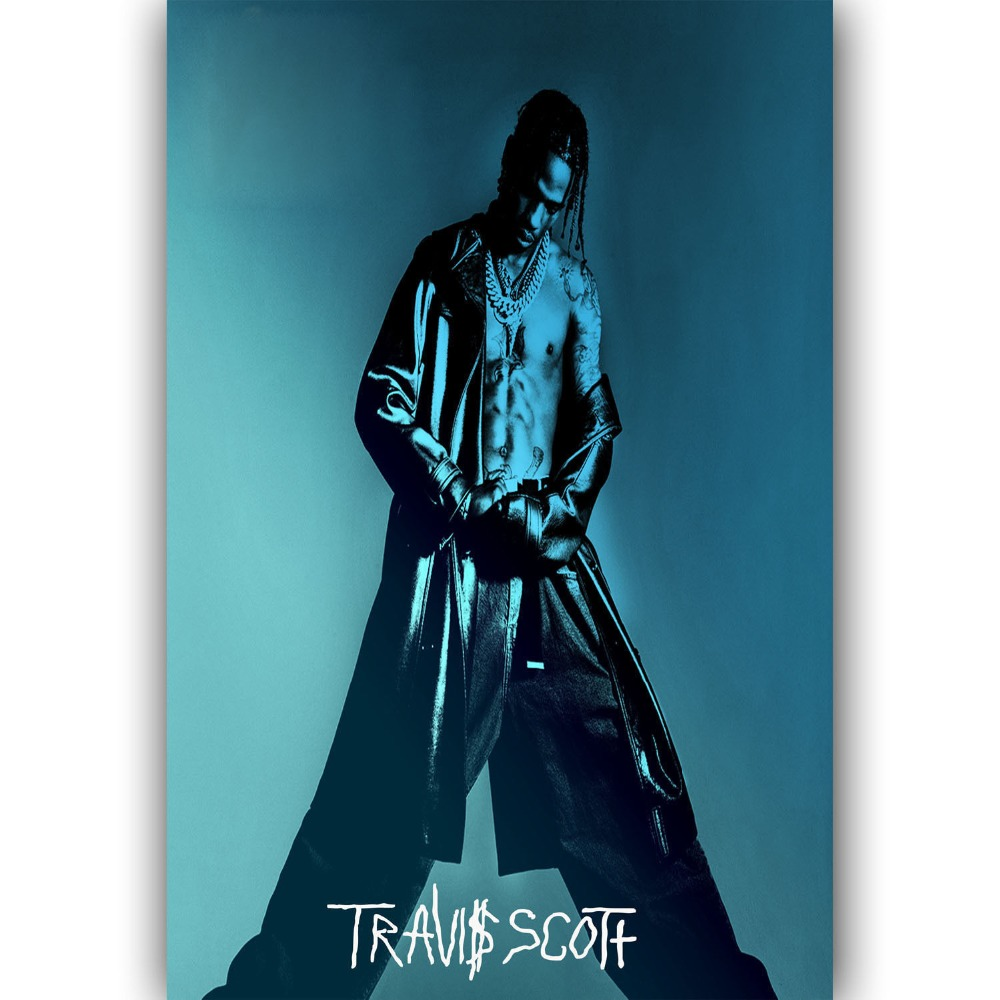 N1046 Travis Scott 3500 Rap Hip Hop Music Album Cover 36 27X40inch Wall Poster