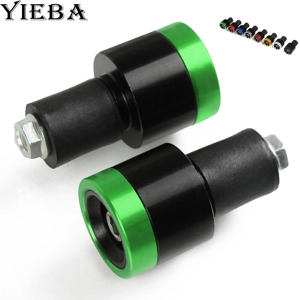 Motorcycle Accessories Handlebar Grip Handle Bar Cap End Plugs Gear Balanced Plug Slider For YAMAHA XMAX 125/200/250/400