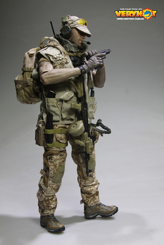 купить American Special Forces VH Mercenaries 1/6 Soldiers Figure Model Sets Hot Toys PMC Jason Statham недорого