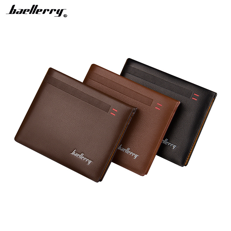 2016 New Wallet Male Short Business Casual Men's Wallet Card Wallet Bag More Thin frank buytendijk dealing with dilemmas where business analytics fall short