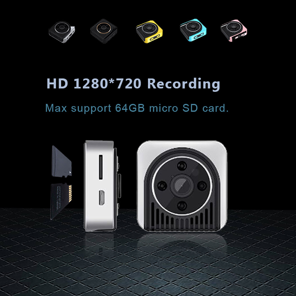 HIPERDEAL Mini DV Camera Wearable Full HD Car Sports IR Night Vision DVR Video Recorder hiperdeal accessories