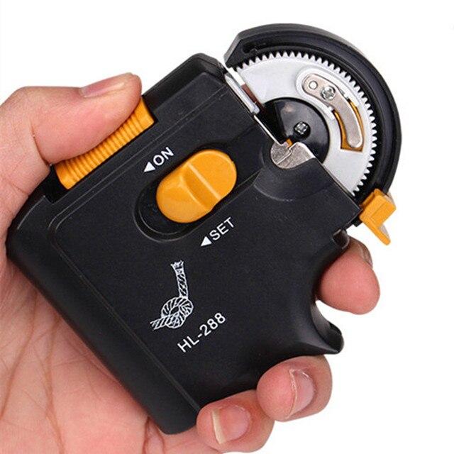 נייד חשמלי אוטומטי עניבת את וו כלים פשוט מהיר עניבת וו דיג כלים אוטומטי תנועה יפנית וו