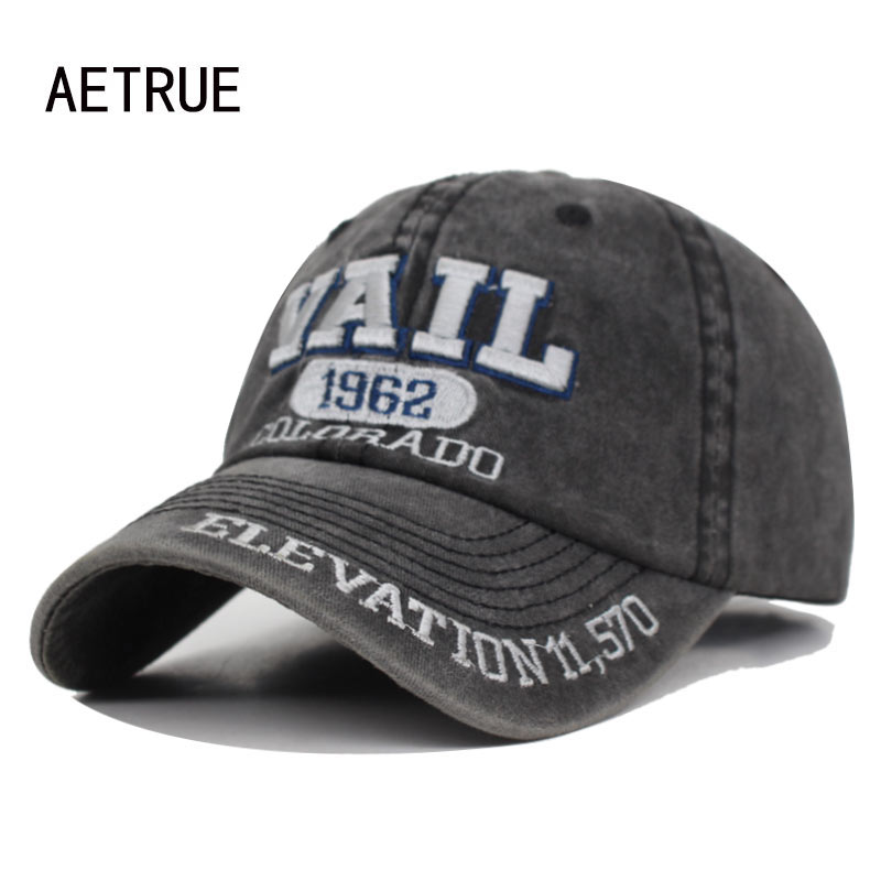 AETRUE Brand Snapback Caps Men Baseball Cap Women Casquette Dad Bone Hats For Men Hip hop Gorra Fashion Trucker Vintage Hat Cap