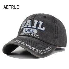 AETRUE Brand Snapback Caps Men Baseball Cap Women Casquette