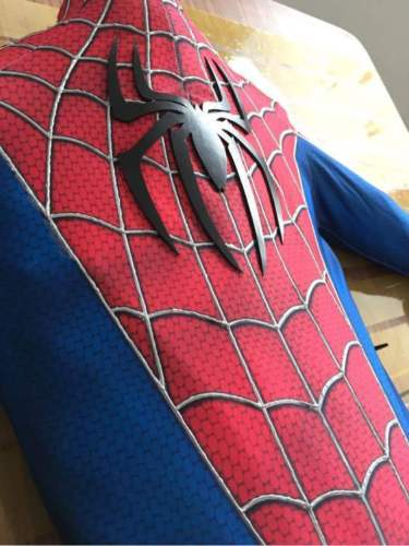 Sunny Spiderman Cosplay Prop Spider Rubber Black Spider Cosplay Gift Amazing Spider-man Accessory Collections Props Gift Drop Ship Customers First Costume Props Costumes & Accessories
