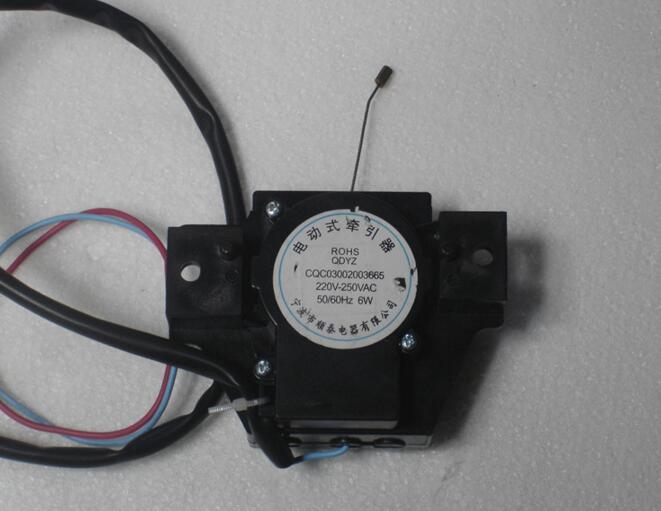 washing machine bineme drain tractor drain valve motor 2 wires XPQ-B-1  7 wires washing machine timer dxt15sf g 220v 3a 7 2cm