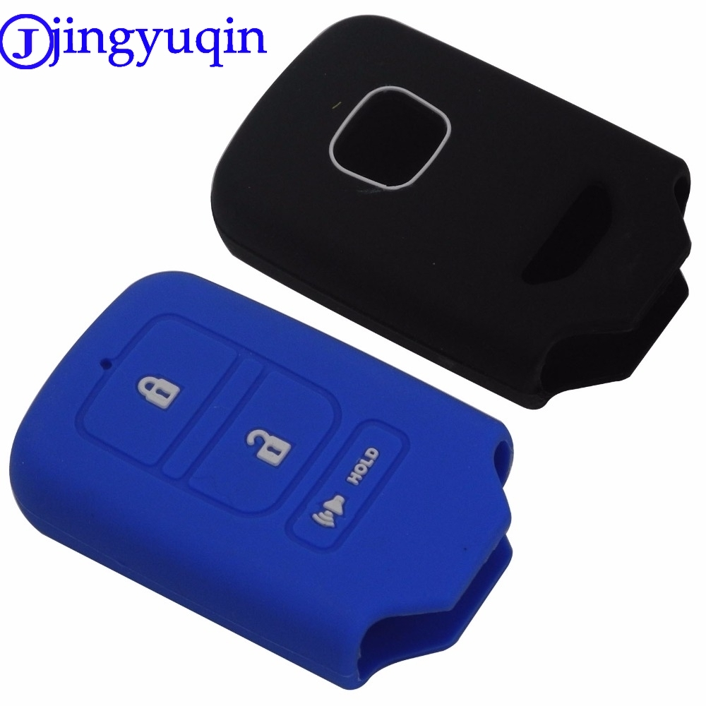 Silicone Skin Case Cover fit for RENAULT Keyless Remote Key Fob 2 Button BR