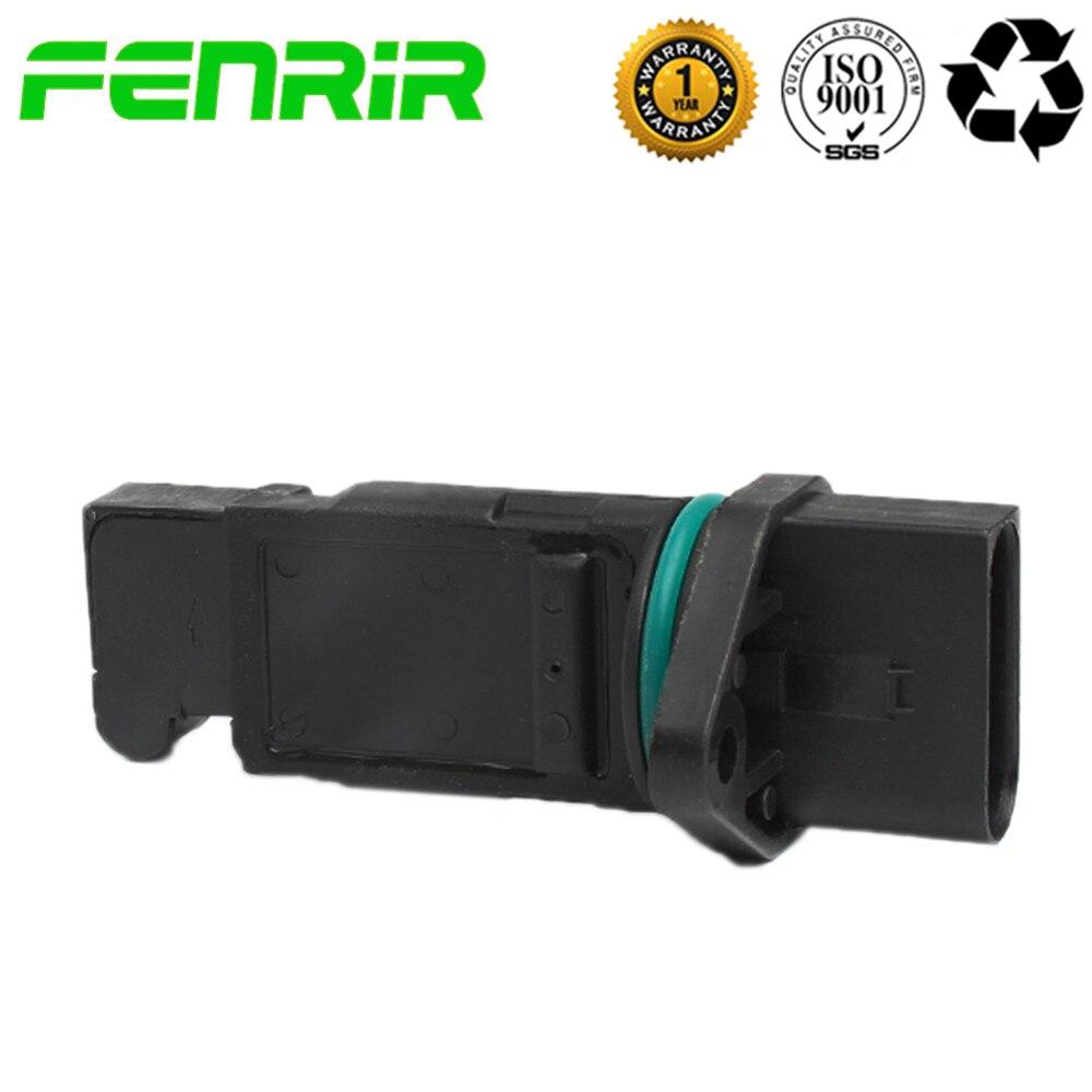 Sensor de fluxo de ar maciço maf para audi a3 seat altea 1.9 tdi volkswagen vw f00c2g2055 0986284009 038906461bx 722684180 0281002531