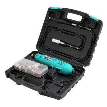 LX134MO 110V/230V Professional Electric Grinding Set Grinder Engraver Variable Speed Engraving Polishing Sanding Tools