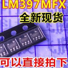 Free shipping 10pcs/lot LM397MFX SOT23-5 LM397 screen: C379