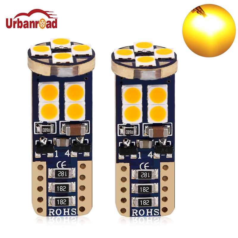 10pcs <font><b>T10</b></font> 194 168 W5W Parking Light 12V 3030 <font><b>4300K</b></font> 5000K 6000K White SMD Car <font><b>Led</b></font> <font><b>t10</b></font> Interior Wedge Auto Lamp 12v Light Bulbs image