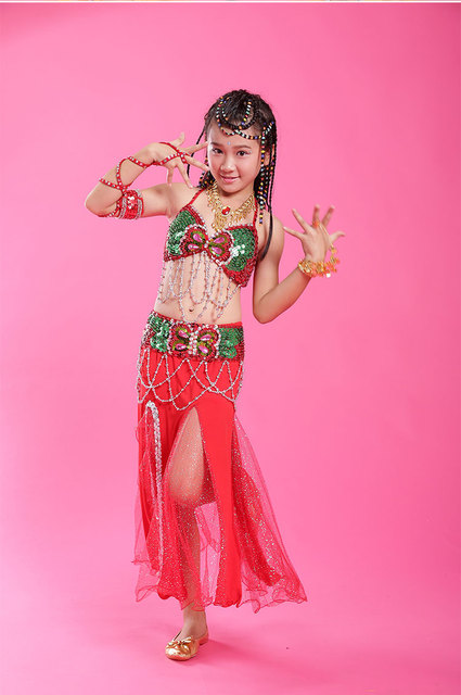 Kostum Tari Kupu Kupu : kostum, Gadis, Perut, Kostum, Belt,, Pakaian, India,, Profesional|dress, 2009|costumes, Womendress, Shoes, Little, Girls, AliExpress