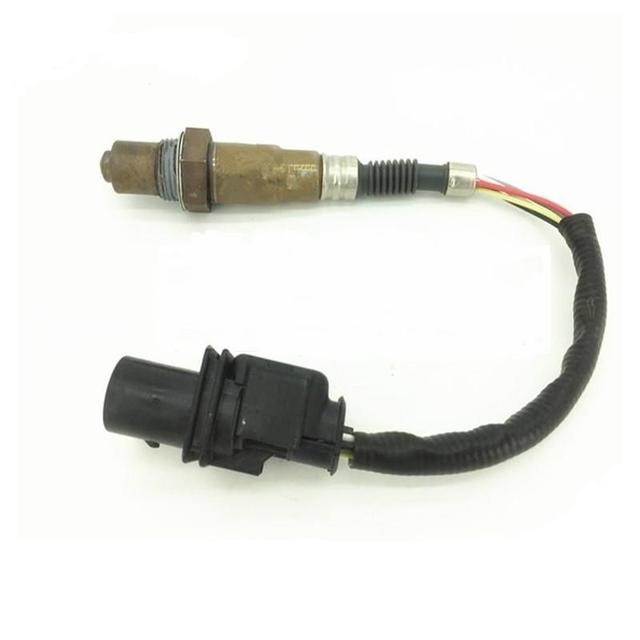 lambda o2 sensor 5 wires of 0258017396 0 258 017 396 for ford fast lambda o2 sensor 5 wires of 0258017396 0 258 017 396 for ford fast delivery