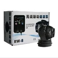 110~240v Jebao RW 8 Aquarium Wave Maker Propeller Wireless Control Master/Slave Pump