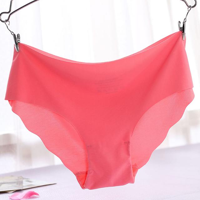 Women Briefs Smooth Seamless Sexy Panties