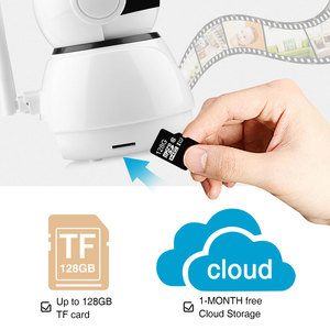 Image 4 - SANNCE 1080 P אלחוטי Wifi IP מצלמה מלאה HD אבטחת בית תינוק צג מיני רשת מעקב המצלמה IRCut ראיית לילה טלוויזיה במעגל סגור