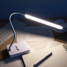 2.5W 30LED 18650 LED Desk Lamp Foldable Dimmable Rotatable Eye Care LED Touch-Sensitive Controller USB Charging Port Table Lamp xg6001 led dimmable desk lamp 12w eye care touch sensitive daylight folding desk lamps reading lamps bedroom lamp with usb port
