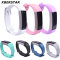 Luxury Silicone Bands Strap Buckle For Fitbit Alta Replacement Color