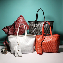 Europe designer Brand Leather bolsas femininas Women bag ladies Pattern Handbag Female Tote Sac Crocodile Bag 2 in 1
