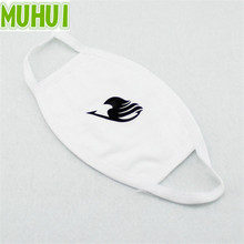 1PC Anime FAIRY TAIL Logo Cotton Dustproof Mouth Face Mask Unisex Cycling Anti-Dust Facial Protective Cover Masks 18556