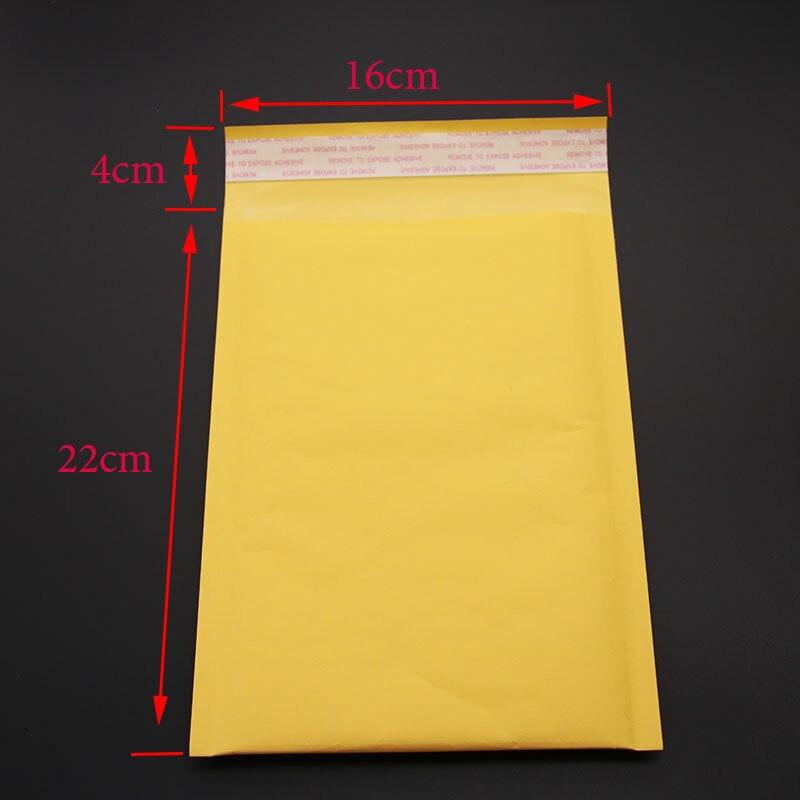 новый 5 шт. желтый Craft ручка