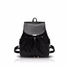 Николь и Дорис женщины сумку школа моды сумка рюкзак хозяйственная сумка Водонепроницаемый PU кожаные рюкзаки