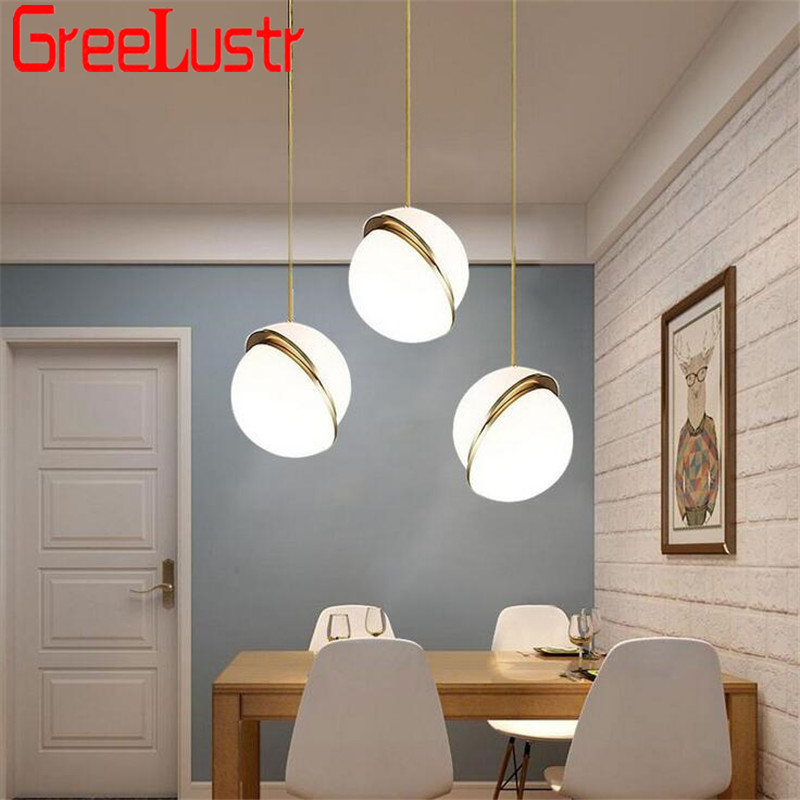 Creative Personality Moon Led Chandelier White Ball Acrylic Chandeliers Lighting For Dinning Room Shop Suspension Lamp LustresCreative Personality Moon Led Chandelier White Ball Acrylic Chandeliers Lighting For Dinning Room Shop Suspension Lamp Lustres
