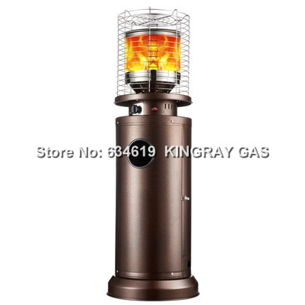 New type mobile indoor outdoor gas infrared radiant heater home commercial gas patio heater office gas infrared heater