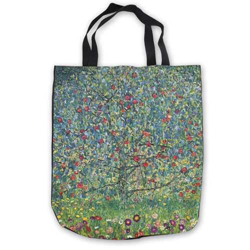 Image 2 - Custom Canvas Gustav_Klimt_ (1) Tote Hand Bags Shopping Bag Casual Beach HandBags  Foldable 180911 02 15Top-Handle Bags   -