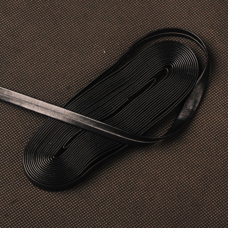 New Special Offer Sword Fitting Black Leather Ito Sageo Warping Cord For Samurai Sword Knives Japanese Katana Wakizashi Tanto