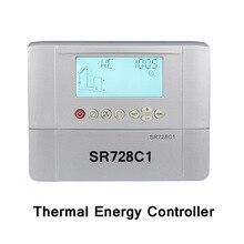 SR728C1 тепловая энергия контроль Лер твердого топлива котел возврат нагрева передачи между баками солнечный коллектор управления