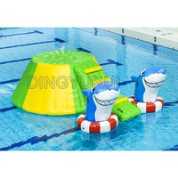 PVC Inflatable water Slide Sports Swimming Pool
