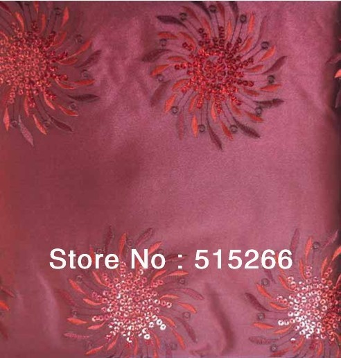 Free Shipping by DHL,african headties, High quality embroidery headtie,  5 bags/set(2pcs/bag),sego 000HT0059wine red