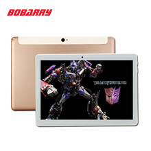 BOBARRY New 10.1 inch Original Design Tablet 3G 4G Phone Call Android 5.1 Octa Core IPS pc Tablet WiFi 4G+64G android tablet pc