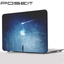 Tablet Shell Pouch Color Printing Hard Case For Apple Macbook Pro 13 15 16 Air 11 13 inch TouchBar Retina 12 13 inch laptop Case