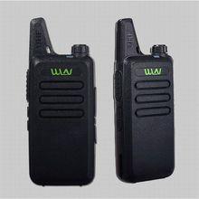WLN KD-C1 Handheld Walkie Talkie Portable Radio 5W Power profession Two Way Ham Communicator HF Transceiver