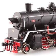 الصين سلسلة محاكاة التحرير محرك بخاري قطار نموذج