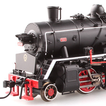 China Series Simulation Liberation Steam Engine Train Model
