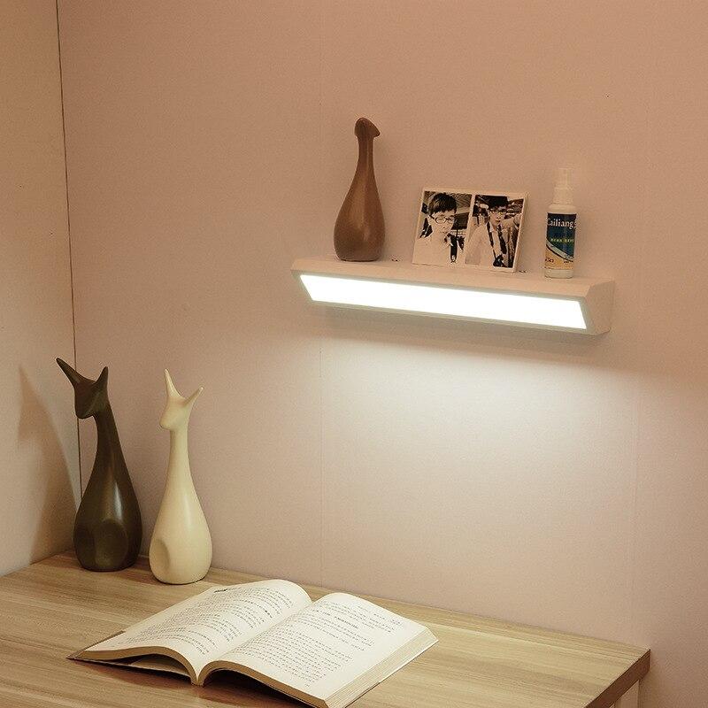 Творческий современный светодиодный настенный светильник в помещении украшения бра для Спальня тумбочка исследование