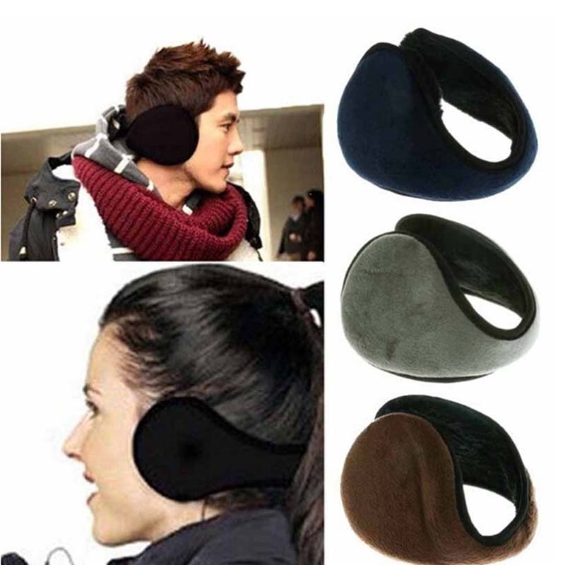 Hot Sale Earmuff Apparel Accessories Unisex Earmuff Winter Ear Muff Wrap Band Ear Warmer Earlap Gift 4colors