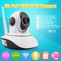 HD 720 gegensprechanlage P Видео Радионяня Беспроводной Пульт Дистанционного Управления Baby Monitor С Ночного Видения и Голос WIFI Сети Ip-камера