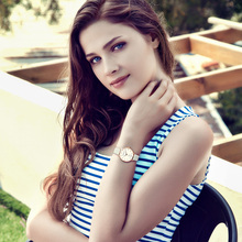 Luxury Brand Leather Watches