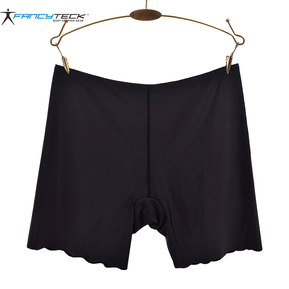 3 pcs Female Seamless Safety Pants Shorts Anti-curling Sexy Cool Safety Short Pants Under Skirts for Women Comfortable