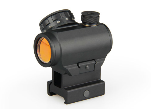 CANIS LATRANS Tactical 1x20mm HD Reflex Sight With 20mm Weaver Mount 3MOA Red Dot HS2-0069