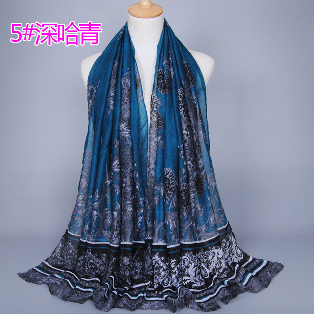 Womens Printed Shawl Pieces aOyCVlHGNH