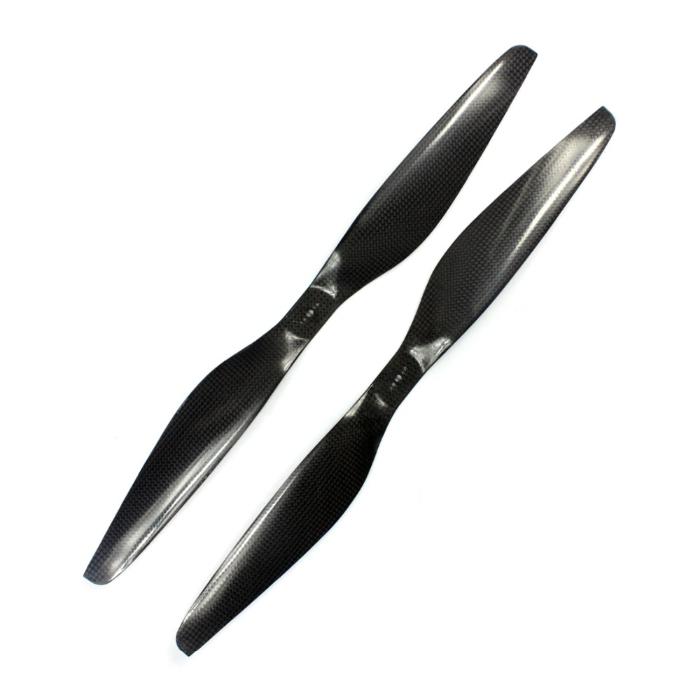 Tarot 17x5.5 Carbon Fiber Propeller CW CCW 1755 Props Cons TL2840 For T-Motor Hexacopter Octocopter Multi Rotor F06833