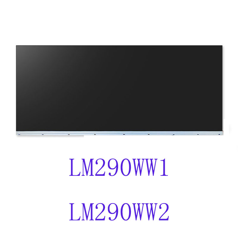 Original LCD screen LM290WW2 LM290WW1 LM290WW3 SS A1 SSA1 SS Z1 The LCD screen 21 9