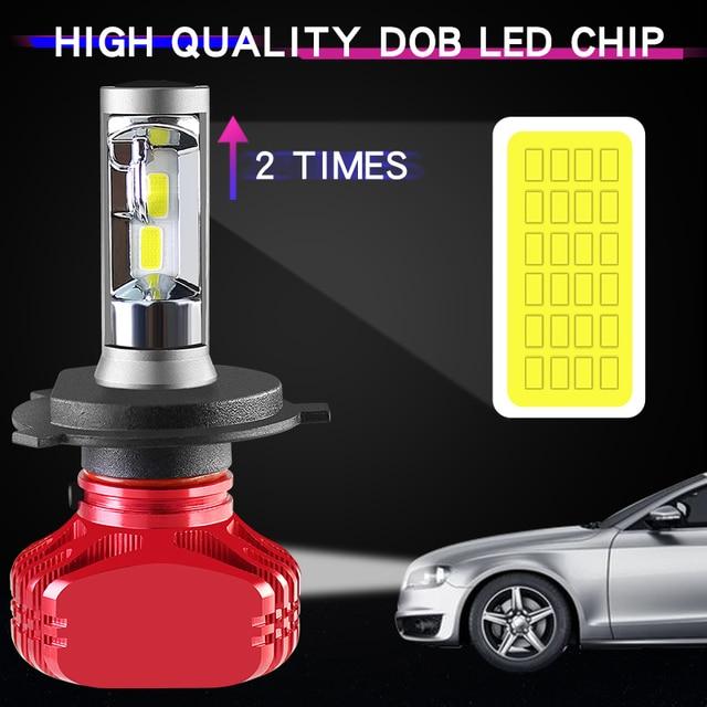 Ge-ampoules de phares de voiture   Modèle 9005 9006 H27 881 HB3 H1 H3, Auto h11