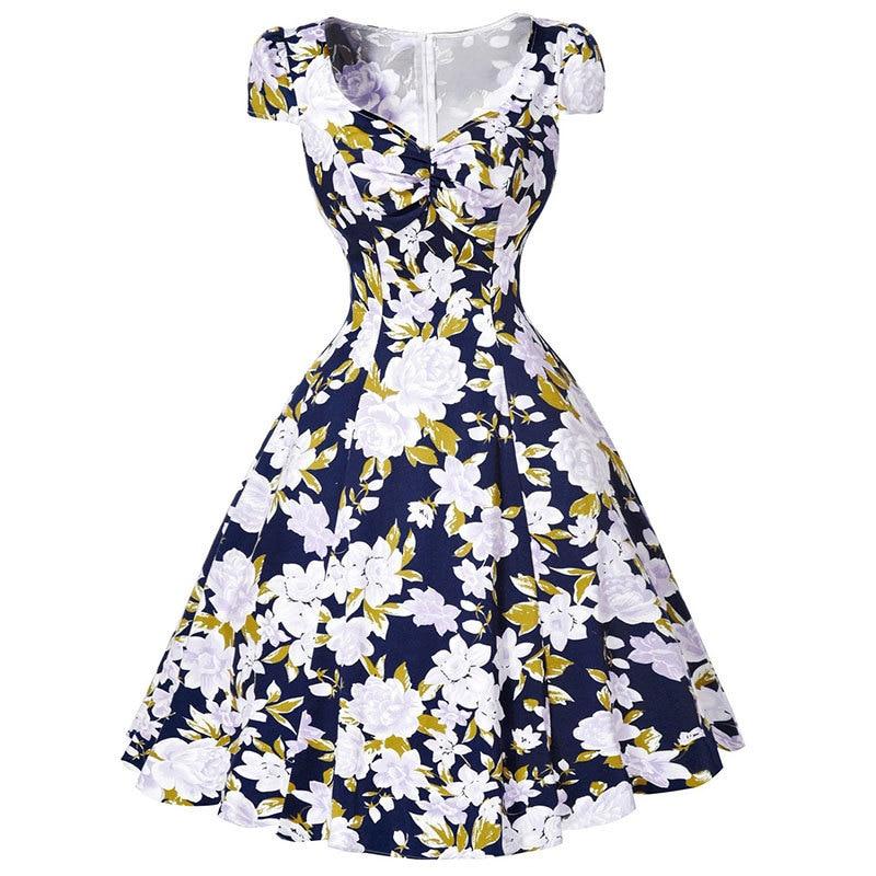 Nouveau-Mode-R-tro-Rockabilly-Vintage-Robes-Swing-Femme -Au-Foyer-Pique-Nique-D-t-style.jpg 21d6336fe8f